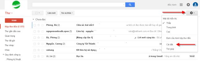 hoan viec gui email 1