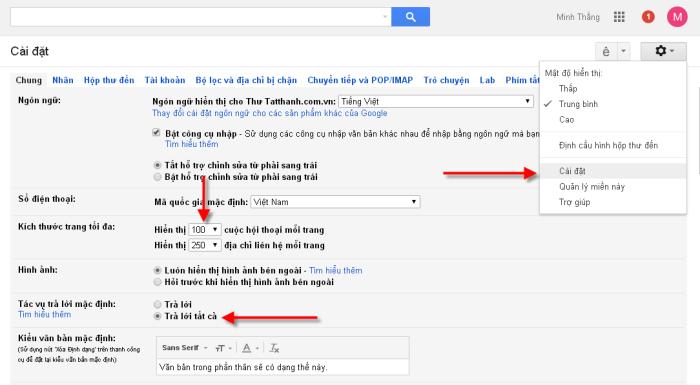 tra loi tat ca trong gmail 1