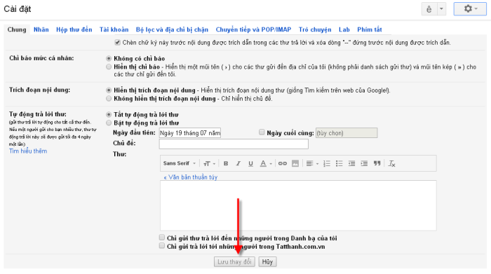 tra loi tat ca trong gmail 2