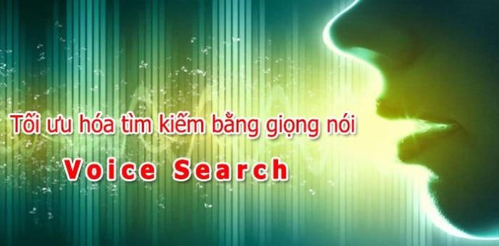 Tối ưu hóa tìm kiếm bằng giọng nói - Voice Search