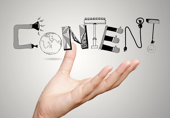 Hãy đầu tư nội dung cho website