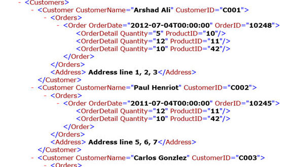 Đặc điểm của file XML là gì?