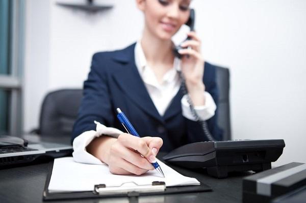 Xác nhận lịch hẹn trước khi gặp khách hàng