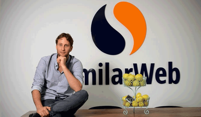 Or Offer - CEO trẻ nhiệt huyết của SimilarWeb