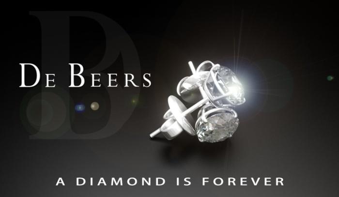 Slogan của De Beers