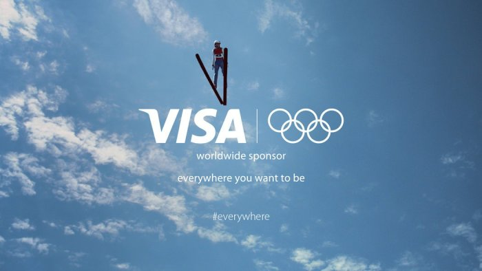 Slogan của thương hiệu The Visa